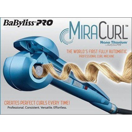 Babyliss MiraCurl Now Available to Public - My Personal Review of the first hair curling machine ever OMG this is amazing!!! I predict there will be one in every home!!!