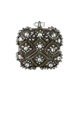 Marchesa--Love this clutch for the holidays!