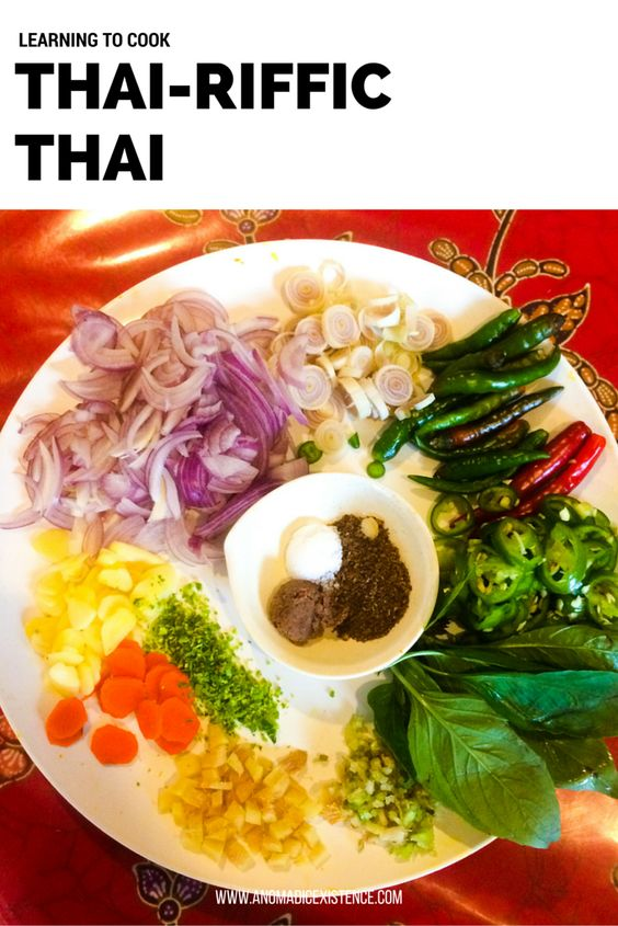When food is this good, you've just got to know the secret recipe to some of it's tastiest dishes. Be inspired to take a Thai cooking class by reading this article – it includes downloadable recipes of some of Thailand's best dishes!