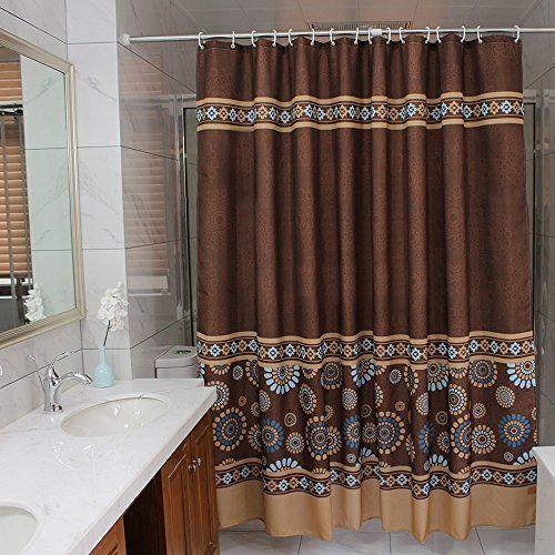 Ufaitheart Bathroom Fabric Shower Curtain Sets 72 X 75 M Https