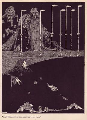 Harry Clarke - De Faust à Edgar Allan Poe et Swinburne