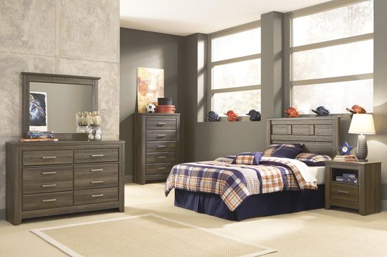 Juararo Full Bedroom Group by Signature Design by Ashley