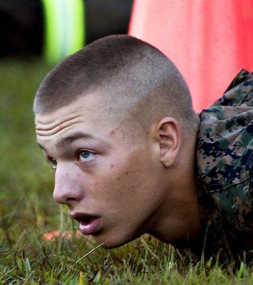 28+ Marine mohawk haircut ideas