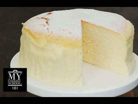 Cheesecake : Soufflé Cheesecake