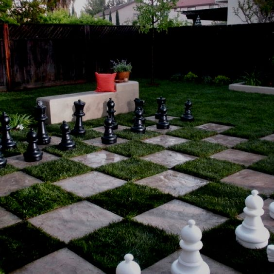 Chess Boards, Chess And Patio On Pinterest