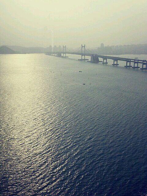 Busan city, South Korea