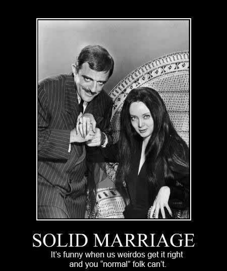 Love Morticia and Gomez!