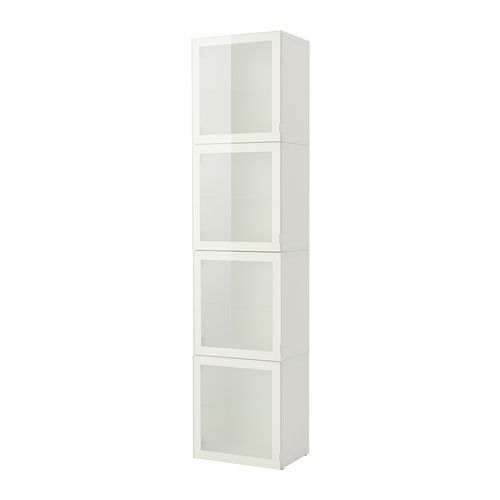 Vitrine Ikea Besta ~  ikea storage tops tips glass doors wall units beagles clear glass ikea