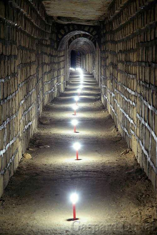 Paris, catacombes...