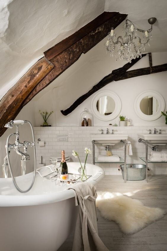 Home Home Beautiful Bathrooms Modern Country Style