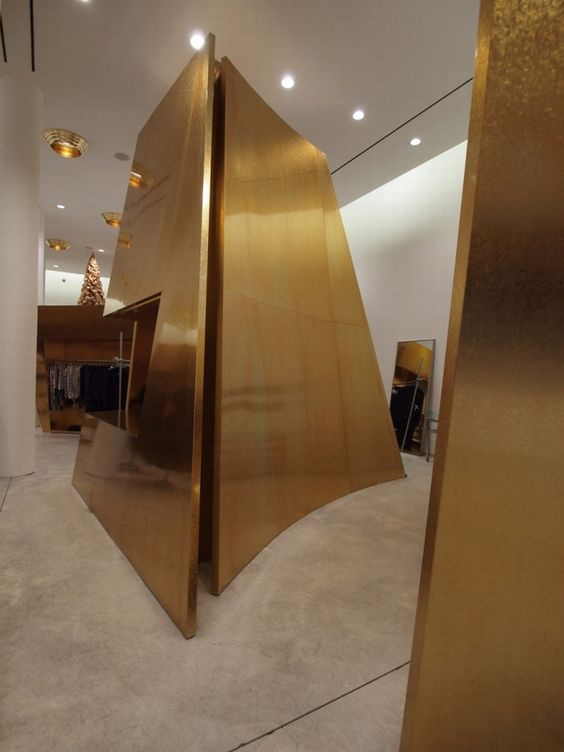 Comme des Garçons flagship store by Rei Kawakubo, London