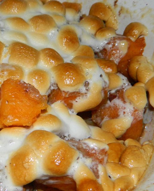 recipe: sweet potato casserole with almond milk [32]