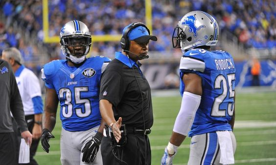 Jim Caldwell prepares the Lions for summer vacation = When it comes to working his players, Detroit Lions coach Jim Caldwell is never going to be confused with Vince Lombardi.  Obviously, in the 21st century, Lombardi's fanatic practice schedule could never be duplicated. Because.....