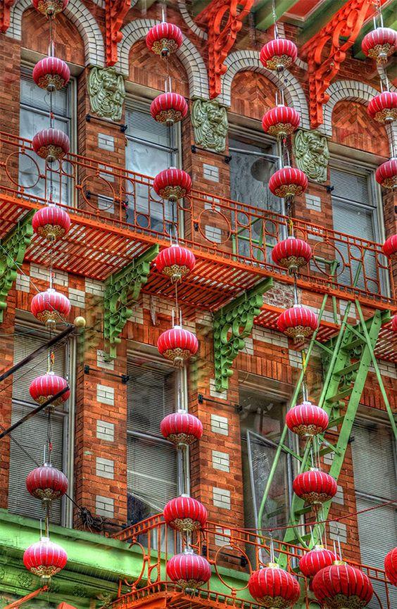 Reds of Chinatown