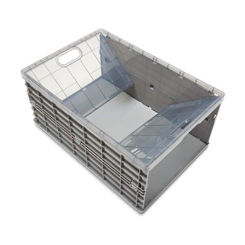 Collapsible Storage Container With Lid Large Storage
