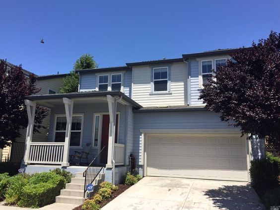 $399900 - 1079 Amber Ridge Ln Vacaville CA 95687 Former Model Home! Features include beautiful laminate flooring granite countertops stainless steel appliances His and Hers walk-in closets and sunken tub in master. Don't miss the garage it will impress! http://bit.ly/29untFS