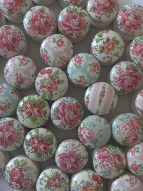 English Garden Cabinet Knobs