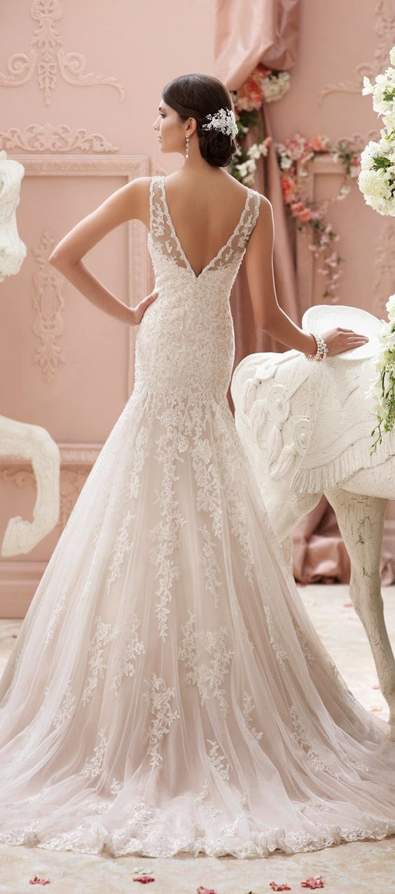 David Tutera for Mon Cheri Spring 2015 Bridal Collection - Belle the Magazine . The Wedding Blog For The Sophisticated Bride: