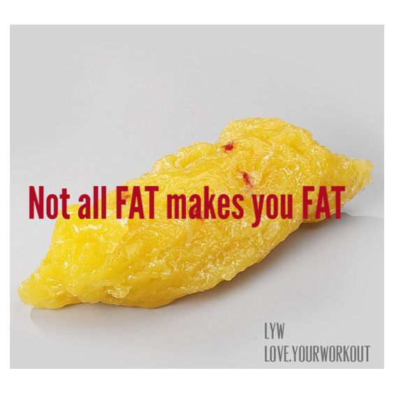 It's True - it depends of course on the type of fat you're eating.. Fats in chips, cookies and greasy foods will just increase you cholesterol and add risk for certain diseases. Good fats are found in nuts, avocados and salmon - they protect your heart and support your overall health.