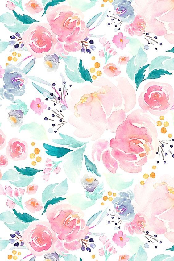 Discover The Coolest Freetoedit Floralbackgrounds Floral Backgrounds Flowers Images Watercolor Wallpaper Iphone Wallpaper Pattern Watercolor Flowers Coolest flower iphone wallpaper