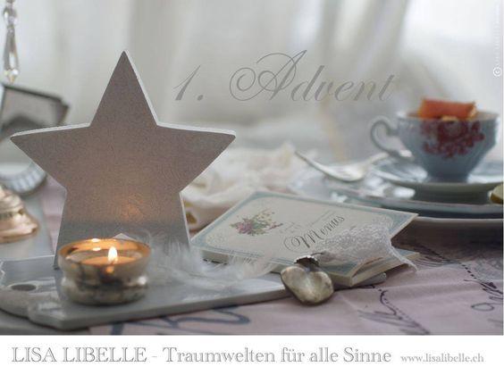 Traumwelten für alle Sinne ⭐ www.lisalibelle.com. Allen einen schönen 1. Dezember Tag, lovely, Annalisa