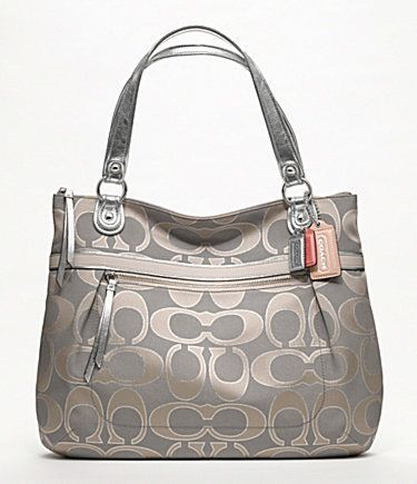 Coach purse just got my first coach purse at a discount for Designer couch outlet