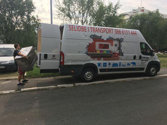 Selidbe Beograd - Srbija i nazad