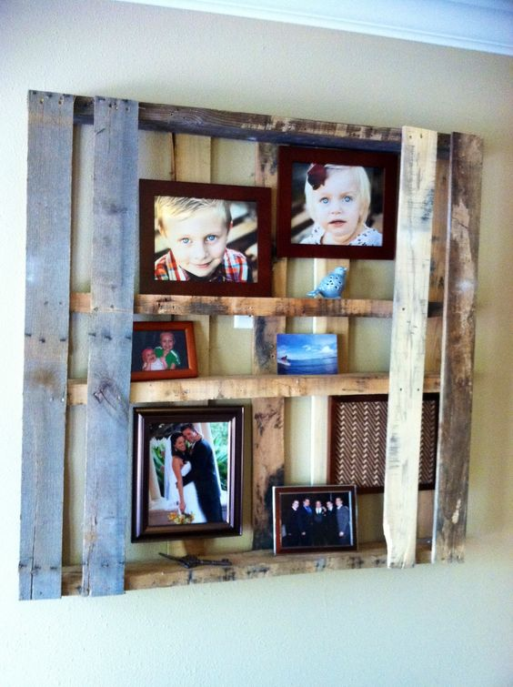 Pallet picture display
