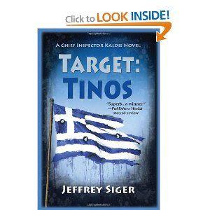 Target: Tinos: An Inspector Kaldis Mystery (Inspector Kaldis Series)
