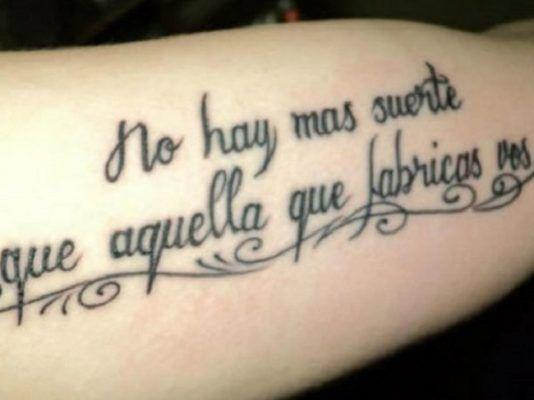Tatuajes En Las Costillas Hombres Frases