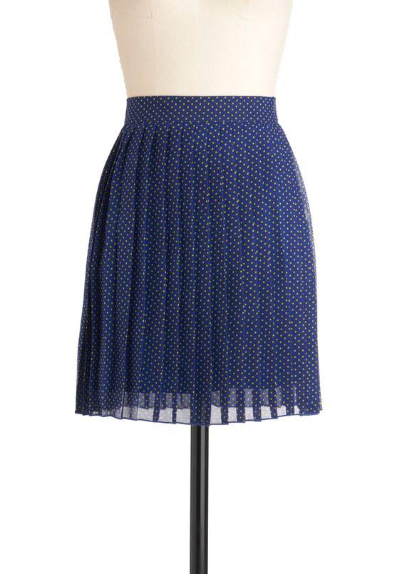 Drop of Lemon Skirt