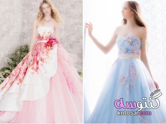 اجمل فساتين خطوبة2020 فساتين خطوبه ناعمه فساتين خطوبة منفوشة اجمل فستان خطوبة فساتين خطوبة للمحجبات Kntosa Com 03 19 155 Dresses Formal Dresses Prom Dresses