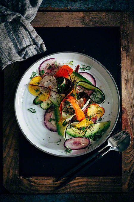 Ensalada de primavera (lente salade) – Bijzonder Spaans