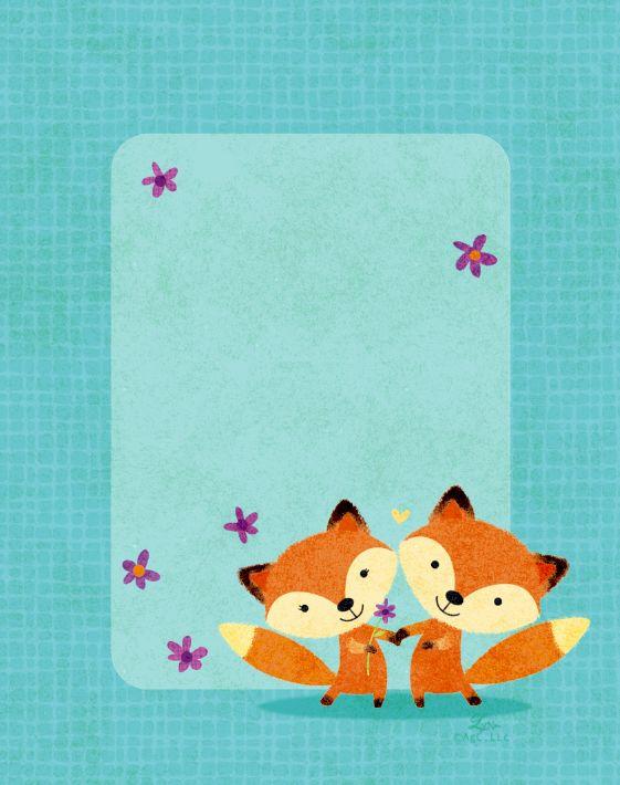 Lynn Gaines-foxes
