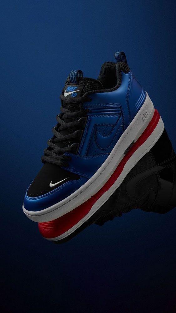 Nike SB Zoom Janoski Canvas Premium RM Schuh (watermelon