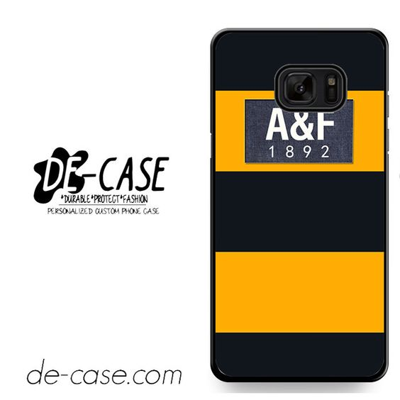 Yellow Abercrombie And Fitch DEAL-12119 Samsung Phonecase Cover For Samsung Galaxy Note 7