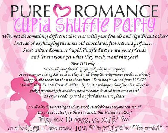 pure romance valentine's day sale
