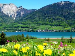 Region Lake Wolfgangsee: St. Gilgen, Strobl and St. Wolfgang