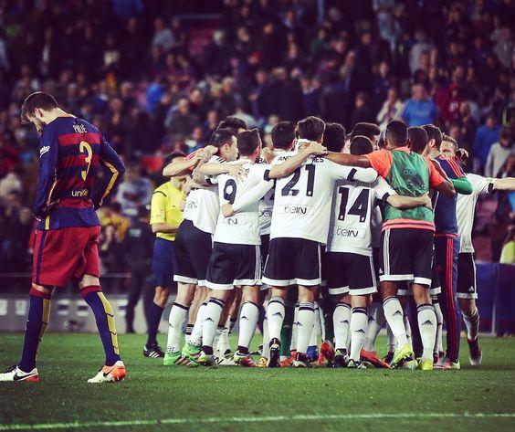 LaLiga:  | El renacer de un equipo.  El valenciacf nos deja la imagen de la jornada 33 en Liga BBVA  https://t.co/SN2JUpW7xe #LigaEspaño