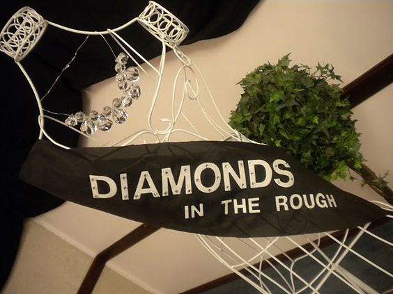 "New Beginnings- ""Diamonds in the Rough:  Come unto Christ and be perfected in Him"":"