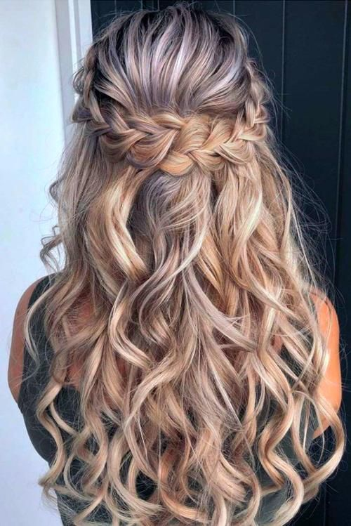 Braided Hairstyles Hair Styles Long Hair Styles Easy Braids