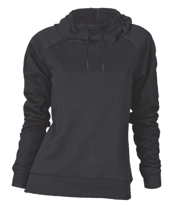 Another great find on #zulily! Soffe Black French Terry Hoodie by Soffe #zulilyfinds