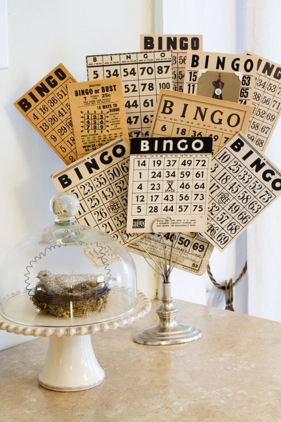 Bingo Cards Bingo And Cards On Pinterest