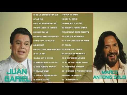 Juan Gabriel Y Rocio Durcal Sus Mejores Éxitos Completos 2016 | Juan Gabriel Y Rocio Durcal Mix 2016: https://youtu.be/sq38EI226zE --------------------------...