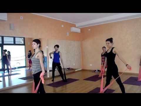 Masterclass Pilates Elastiband Corso Istruttori 1 Livello Youtube Pilates Gym Workout Tips Pilates Barre