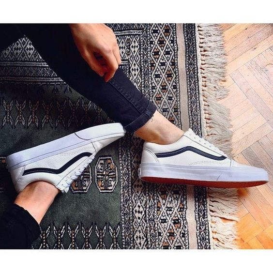 Vans Old Skool Bordeaux Haute