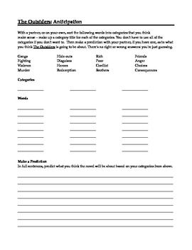 Worksheet The Outsiders Worksheets the outsiders text and worksheets on pinterest this worksheet is a precursor to study of s e hintons novel it