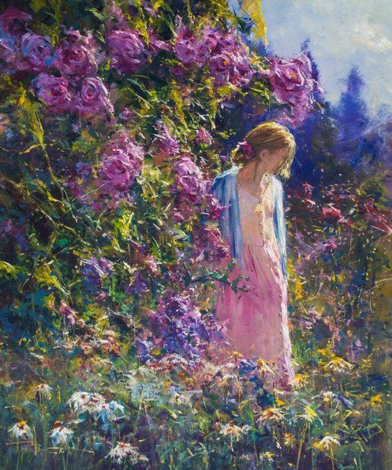 Robert Hagan - Garden Moments