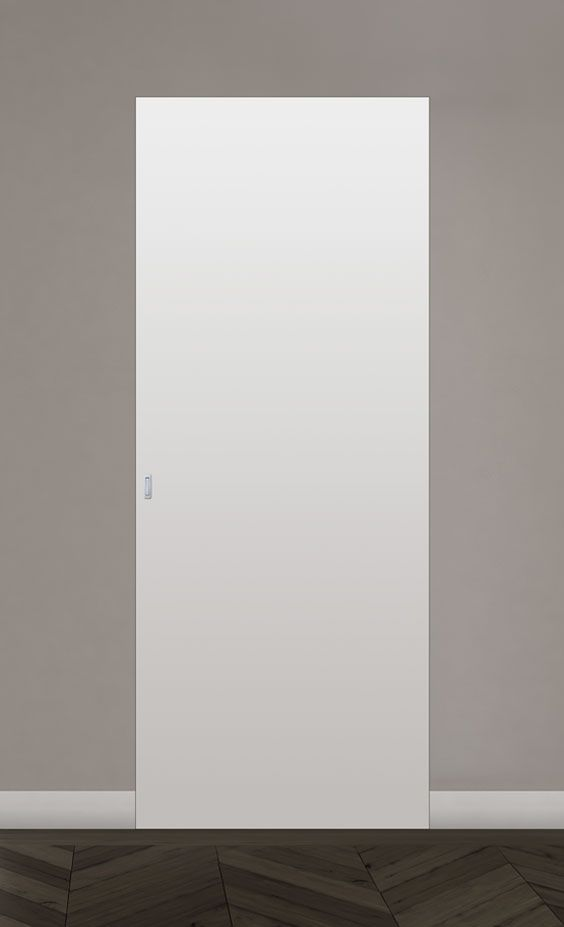 Bertolotto Walldoor Massima Coplanar Flush To Wall Doors The Aluminium Frame Is Incorporated In The Wall And Integrates T Flush Doors Architrave Make A Door