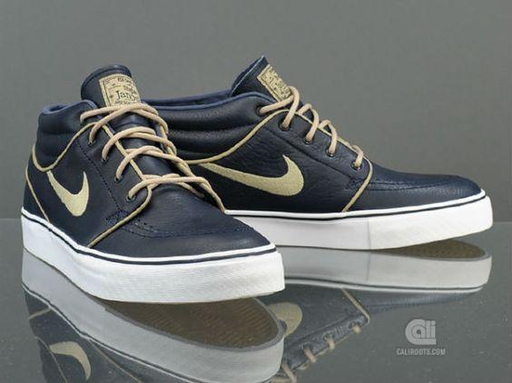 Nike Stefan Janoski Mid Grise